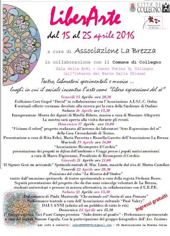 Aprile a Collegno