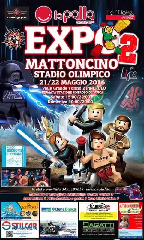 Expo mattoncino Maggio 2016